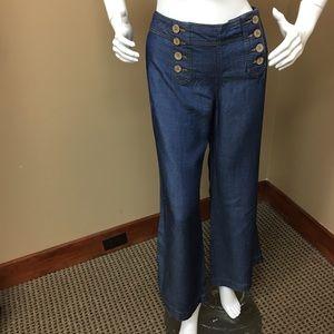 NWOT Anthropology elevenses jeans Size 10